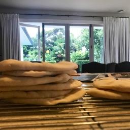Task 9: Pita Bread