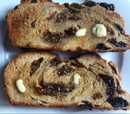 Task 16: Raisin Toast