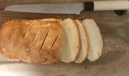 Task 23: Crusty White Bread